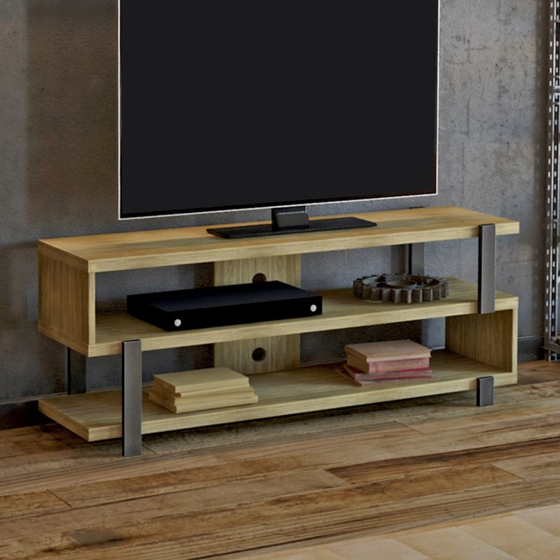 Innovative New Comet TV Stands Within Brayden Studio Monteith 56 Tv Stand Reviews Wayfair (View 39 of 50)