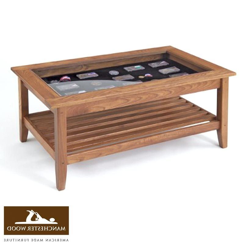 Innovative New Glass Top Display Coffee Tables With Drawers Throughout Coffee Table Glass Display Coffee Table Glass Top Display Coffee (Image 35 of 50)