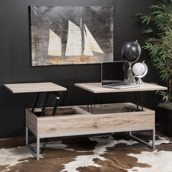 Innovative New Lift Coffee Tables With Christopher Knight Home Lift Top Wood Storage Coffee Table Free (View 48 of 50)