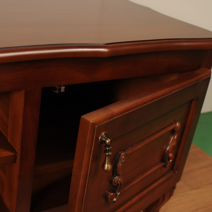Innovative New Mahogany TV Cabinets In Import Interior Aper Son Rakuten Global Market Solid Material (View 38 of 50)