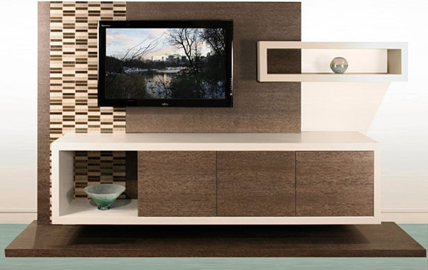 Innovative New Modern Wall Mount TV Stands With Regard To Wall Mounted Tv Unit Fabulous Wondrous Tv Brackets With Shelves (Image 31 of 50)