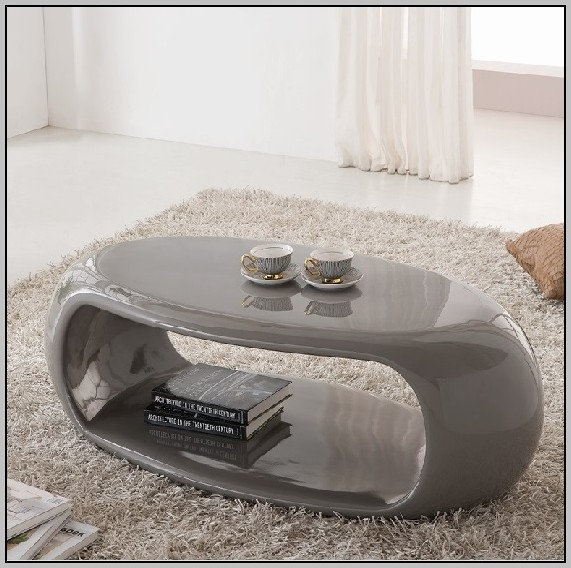 Innovative New Oval Gloss Coffee Tables Intended For High Gloss Black Oval Coffee Table Coffee Table Home (Image 19 of 40)