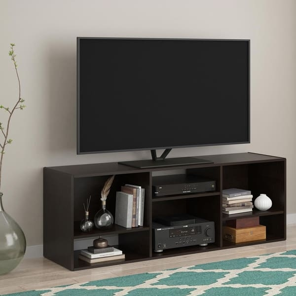 Innovative New TV Stands Bookshelf Combo Pertaining To Tv Stand Bookcase (Image 26 of 50)