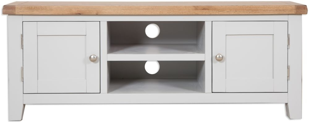 Innovative Popular French TV Cabinets Within Buy Perth French Grey Plasma Tv Cabinet Online Cfs Uk (Image 36 of 50)