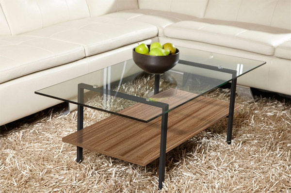 Innovative Popular Modern Glass Coffee Tables For Style Your Modern Homes With Sleek Glass Coffee Table Home (View 38 of 50)