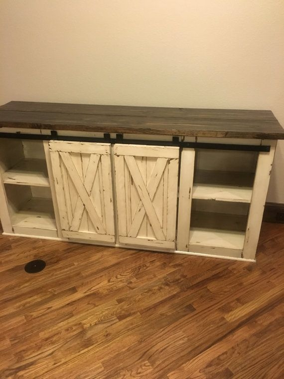 Innovative Popular Rustic White TV Stands In Best 25 Tv Stands Ideas On Pinterest Diy Tv Stand (View 15 of 50)