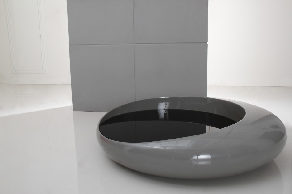 Innovative Popular Space Coffee Tables With Modern Grey Coffee Table (Image 26 of 50)