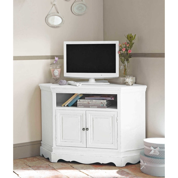 Innovative Popular TV Stands With Rounded Corners Within Tv Stands 10 Decorative Ideas For Corner Tv Stands Build Corner (View 13 of 50)