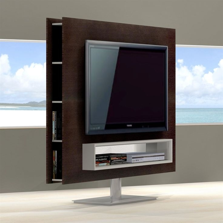 Innovative Popular Upright TV Stands Within Best 25 Swivel Tv Stand Ideas On Pinterest Tvs For Bedrooms Tv (Image 29 of 50)