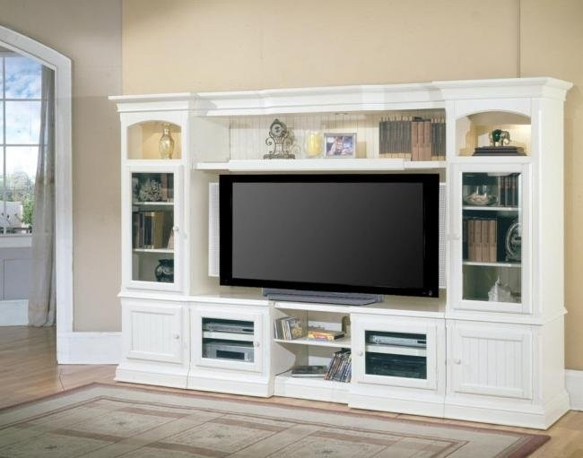 Innovative Preferred Cheap Tall TV Stands For Flat Screens Regarding Entertainment Centers Youll Love (Image 31 of 50)
