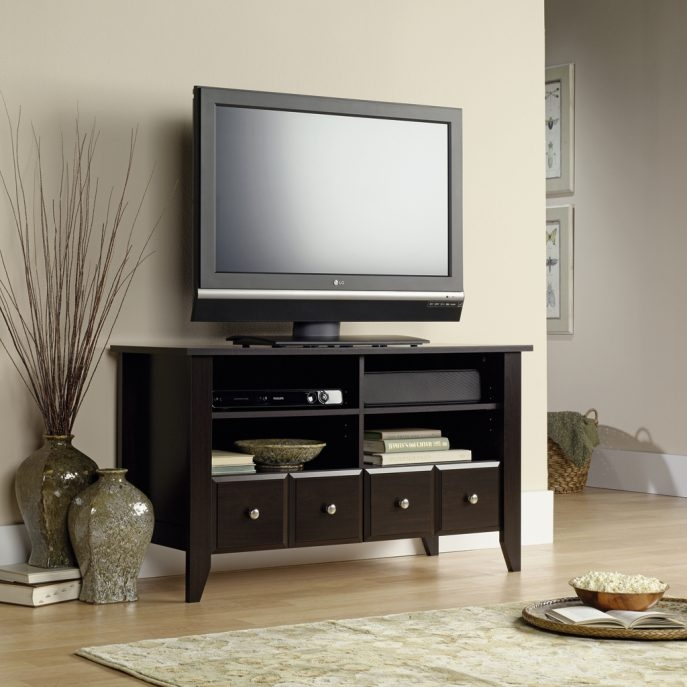 Innovative Preferred Cherry Wood TV Cabinets With Bedroom Furniture Tv Cabinet White Custom Tv Stands Tv Table (View 40 of 50)