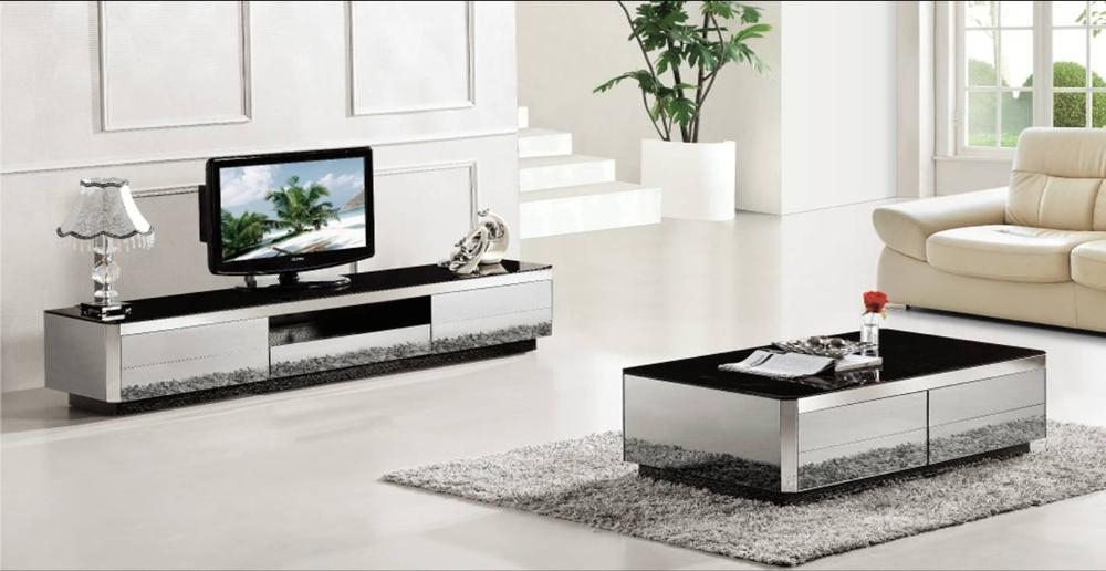 Innovative Preferred Coffee Tables And Tv Stands Regarding Coffee Table Tv Stand Set (Image 31 of 50)