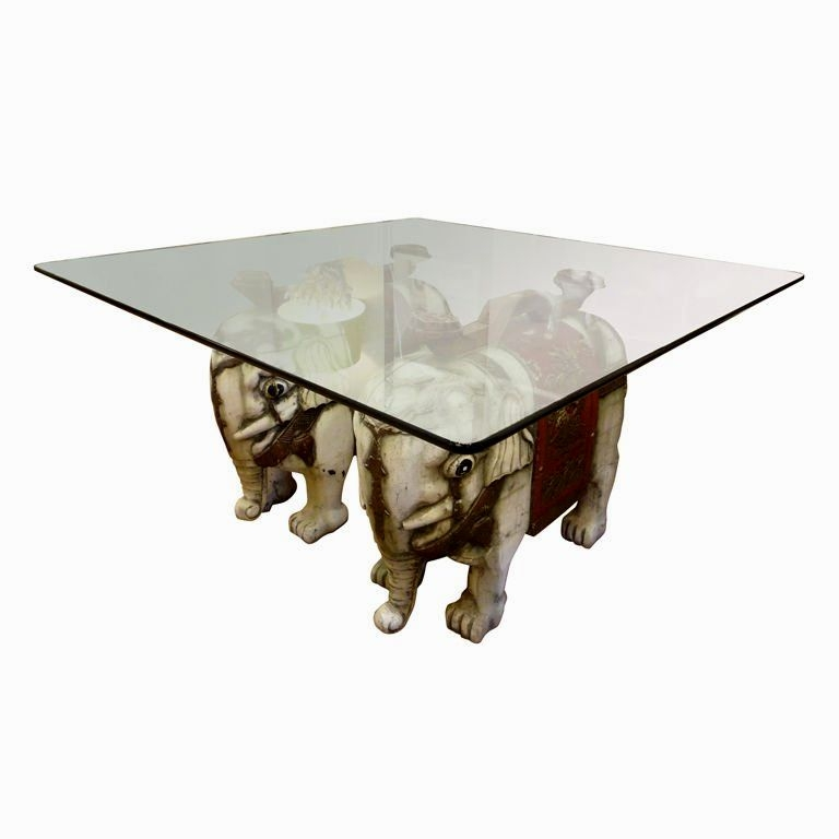 Innovative Preferred Elephant Glass Top Coffee Tables Intended For Best Of Exotic Seagrass Coffee Table Coffee Table Ideas (Image 30 of 50)