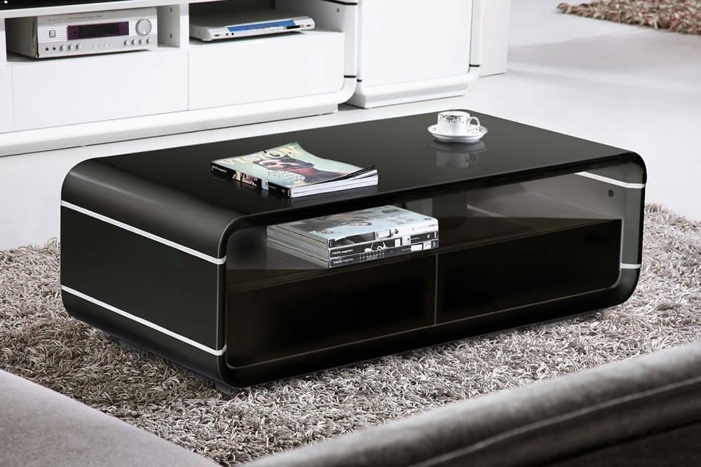 Innovative Preferred Gloss Coffee Tables For Top Gloss Coffee Table Also Classic Home Interior Design With (View 12 of 50)