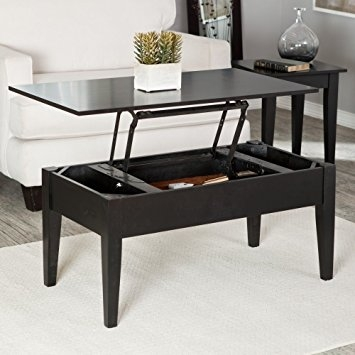 Innovative Preferred Lift Top Coffee Tables With Amazon Turner Lift Top Coffee Table Kitchen Dining (Image 33 of 50)