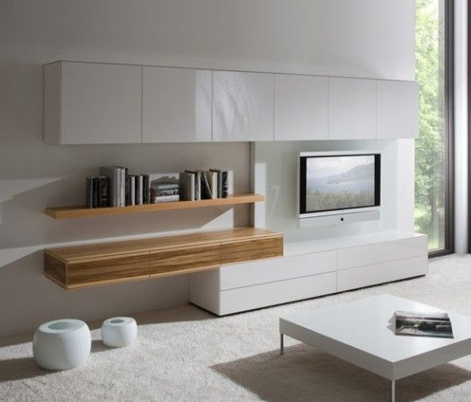 Innovative Preferred Modern TV Cabinets Inside Best 25 Modern Tv Units Ideas On Pinterest Tv On Wall Ideas (Image 32 of 50)