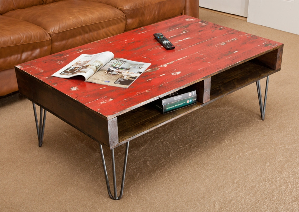 Innovative Preferred Red Coffee Table With Regard To Red Coffee Table (Image 35 of 50)
