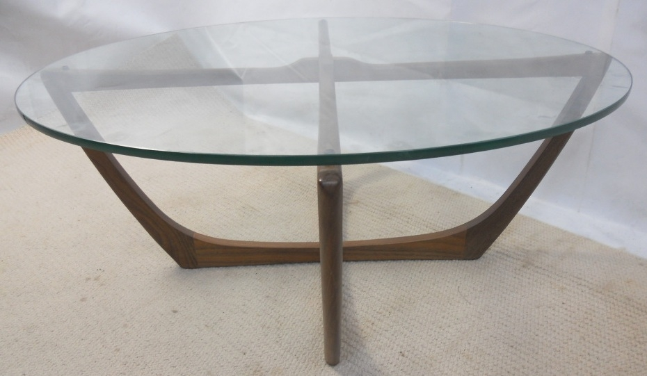 Innovative Premium Glass Circular Coffee Tables With Regard To Coffee Table Round Coffee Tables With Glass Top 1960s Circular (Image 32 of 50)