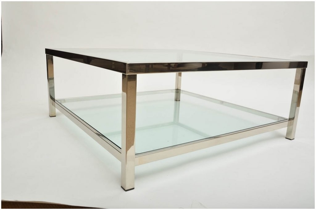 Innovative Premium Large Square Glass Coffee Tables With Glass Coffee Tables Canada Cocinacentralco (Image 34 of 50)