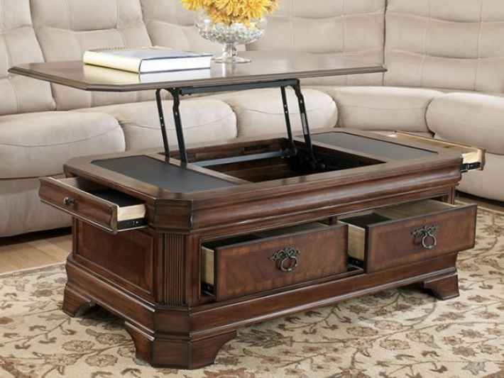 Innovative Premium Lift Top Coffee Tables With Storage Pertaining To Coffee Table Book Printer Printninja Affordable Offset Printing (Image 35 of 50)