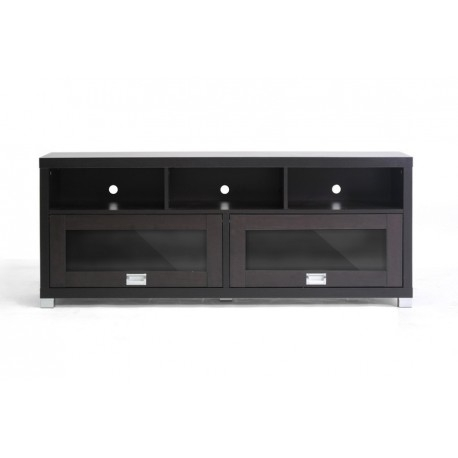 Innovative Premium Modern TV Stands Intended For Modern Tv Stand With Glass Doors (View 44 of 50)