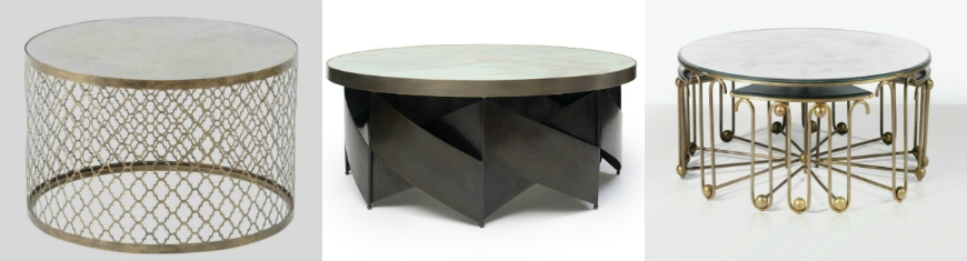 Innovative Premium Stylish Coffee Tables Intended For 20 Best Round Coffee And Side Tables For Cozy Feasting Coffee (Image 29 of 40)