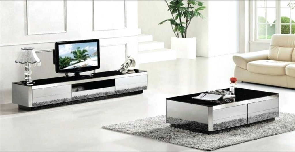 Innovative Premium TV Stands Coffee Table Sets Throughout Coffee Table Modern Design With Stretch Function Coffee Table (Image 30 of 50)