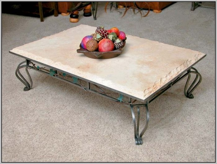 Innovative Premium Wrought Iron Coffee Tables With Regard To Glass Coffee Table Wrought Iron Legs Coffee Table Home (View 44 of 50)