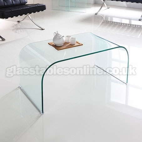 Innovative Series Of All Glass Coffee Tables Intended For Extraordinary Glass Coffee Table Small With Additional Home (Image 30 of 50)