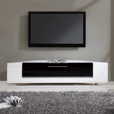 Innovative Series Of BModern TV Stands In B Modern Editor Remix 60 Tv Stand Reviews Wayfair (Image 33 of 50)