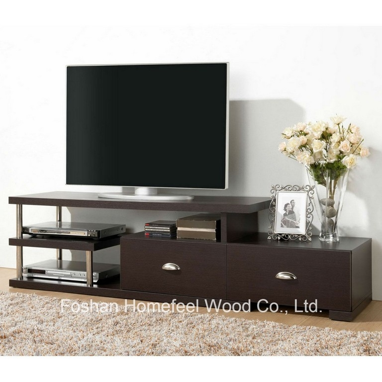 Innovative Series Of Brown TV Stands Throughout Brown Tv Stand (View 37 of 45)