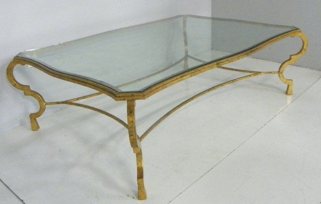 Innovative Series Of Glass And Metal Coffee Tables Throughout Metal And Glass Coffee Table (Image 37 of 50)