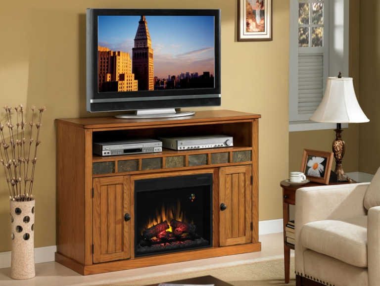 Featured Image of Honey Oak TV Stands