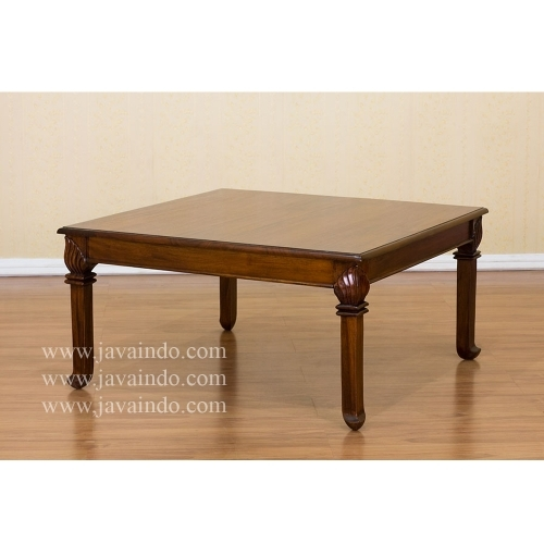 Innovative Series Of Mahogany Coffee Tables Pertaining To Mahogany Coffee Table (Image 29 of 50)