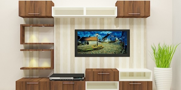 Innovative Series Of Modular TV Cabinets Inside Tv Cabinets Units Online Shopping In India Interiors In Bangalore (Image 29 of 50)