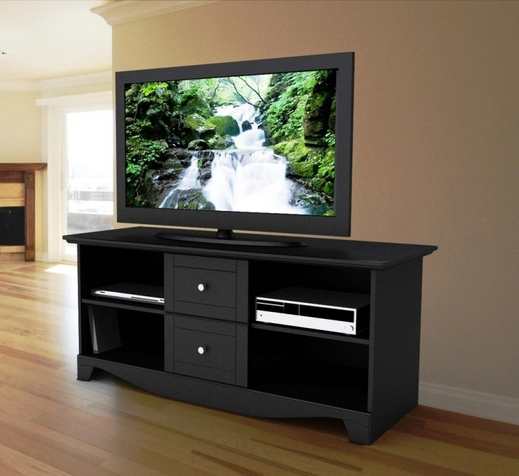 Innovative Series Of Nexera TV Stands In Nexera Allure 60 Inch Tv Stand 2 Open Shelves 2 Drawers Nx (View 19 of 50)