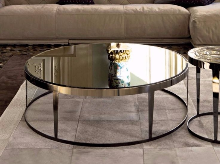 Innovative Series Of Round Mirrored Coffee Tables With 551 Best Ffe Coffee Table Images On Pinterest Dining Tables (Image 26 of 40)