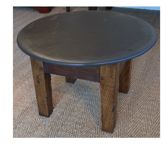 Innovative Series Of Round Slate Top Coffee Tables Within 20 Best Slate Top Tables Images On Pinterest (Image 28 of 40)