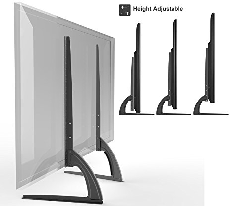 Innovative Series Of Vizio 24 Inch TV Stands Pertaining To Amazon Hta327 Universal Replacement Table Top Tv Stand Legs (Image 32 of 50)