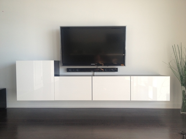 Innovative Series Of White Wall Mounted TV Stands For Best 25 Ikea Tv Unit Ideas On Pinterest Tv Units Tv Unit And (Image 35 of 50)