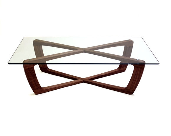 Innovative Series Of Wooden And Glass Coffee Tables With Contemporary Coffee Table Glass Rectangular Kustom Bark (View 7 of 50)