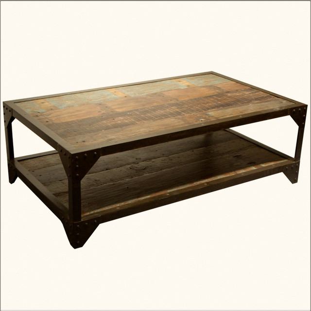 Innovative Series Of Wrought Iron Coffee Tables Regarding Iron Coffee Table (Image 33 of 50)
