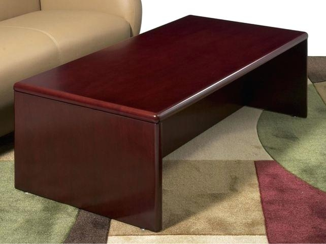 Innovative Top Cherry Wood Coffee Table Sets With Regard To Coffee Table Magnussen Home Brunswick Coffee Bean Cherry Round (Image 33 of 50)