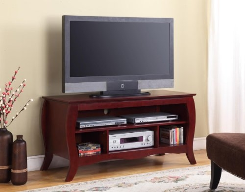 Innovative Top Cherry Wood TV Stands For Dining Table Sets Under  (Image 34 of 50)