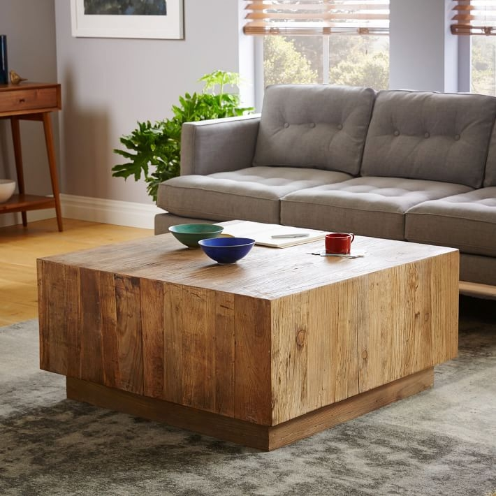Innovative Top Chunky Wood Coffee Tables For Wood Plank Coffee Table Idi Design (Image 29 of 50)