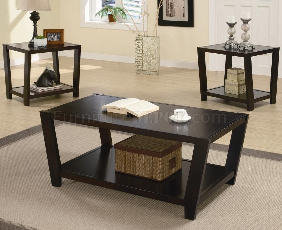 Innovative Top Contemporary Coffee Table Sets Pertaining To Modern Coffee Table Set Table And Estate (View 6 of 50)