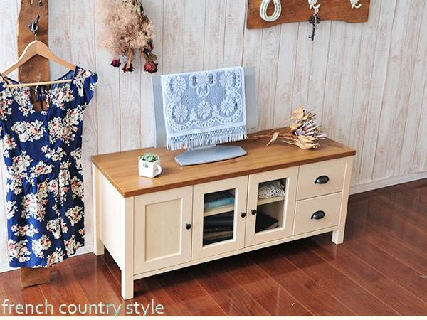 Innovative Top French Country TV Cabinets For Arne Style Rakuten Global Market Tv Stand 32 110 Drawer (Photo 10 of 50)