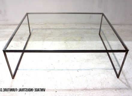 Innovative Top Glass And Black Metal Coffee Table Intended For Black Coffee Table With Glass Jerichomafjarproject (Image 27 of 50)