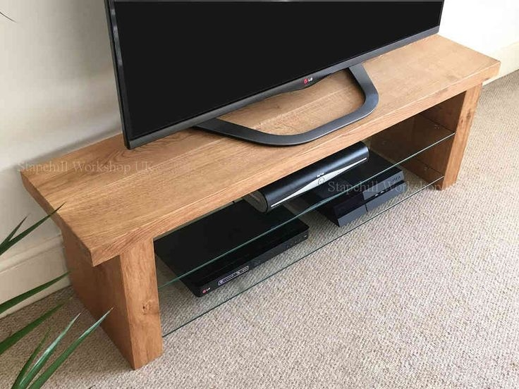 Innovative Top Glass And Oak TV Stands With 22 Best Plasma Units Images On Pinterest Tv Stands Plasma Tv (View 37 of 50)
