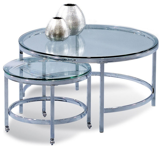 Innovative Top Glass Coffee Tables With Casters With Glass Cocktail Tables Massive Marco Zanuso Steel U0026 Glass (Image 30 of 50)